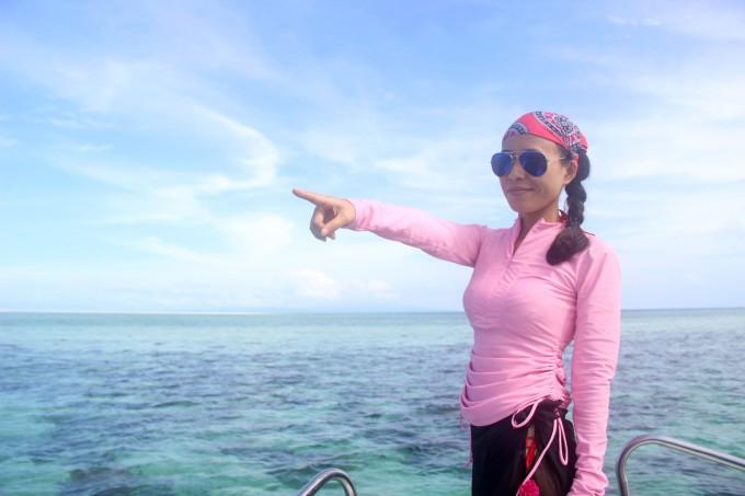 海洋天堂(沙巴美人鱼岛仙本那6日行),沙巴自助游攻略