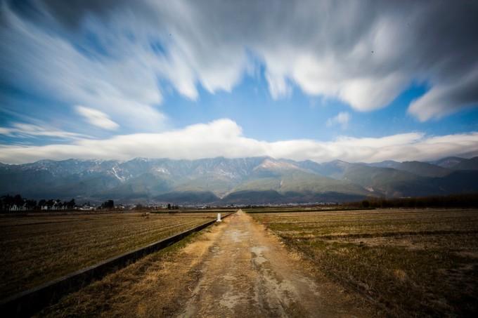 水墨江湖系列—洱畔的风景(大理,洱海,罗平行)
