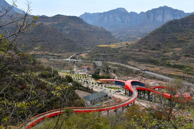 apec假期河南自驾游:红旗渠-太行屋脊-太行大峡谷-云台山