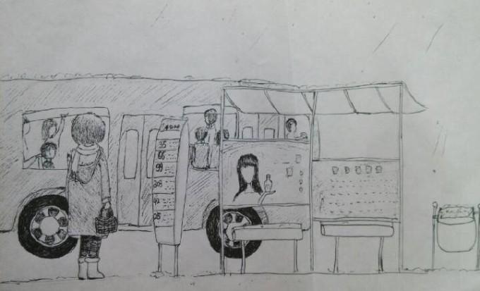 简笔画 手绘 素描 线稿 680_413