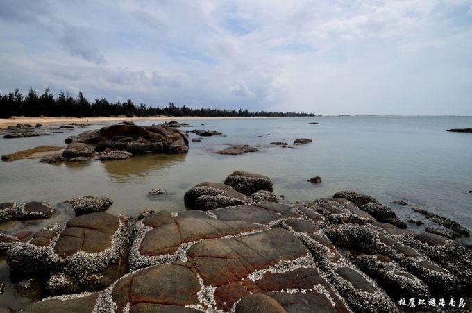 环游海南岛20天——海南西海岸 儋州中和古镇,昌江棋子湾,东方鱼鳞洲