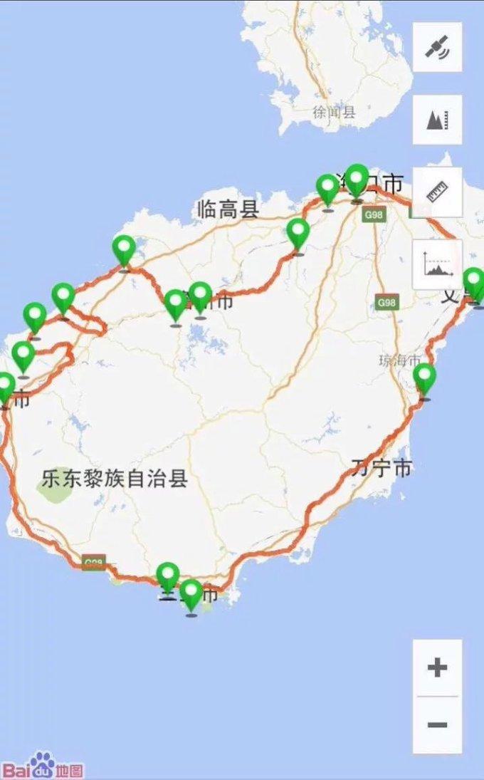 2月海南环岛——东进西出,海南旅游攻略 - 蚂蜂窝