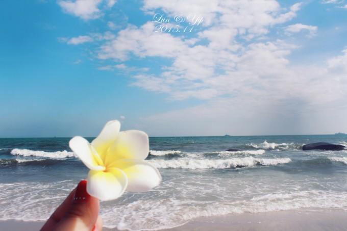 巴厘岛白马海滩