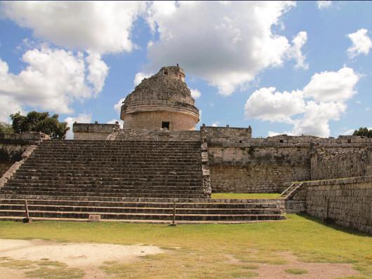 墨西哥坎昆奇琴伊察玛雅金字塔考古一日游(清晨出发)