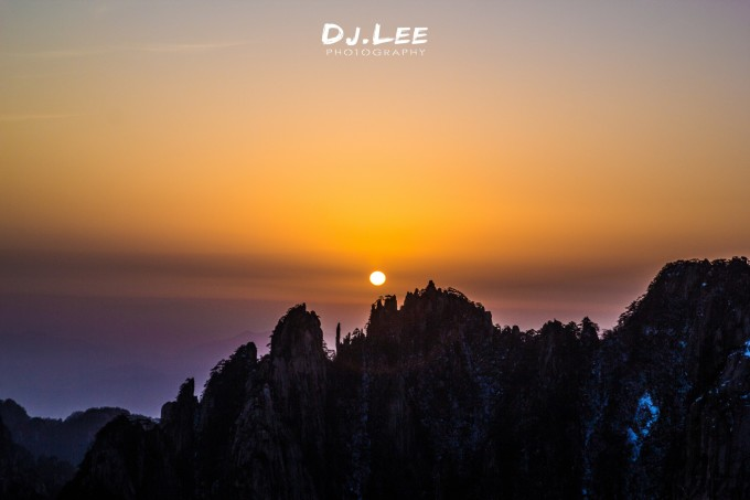 清晨中午风景图片
