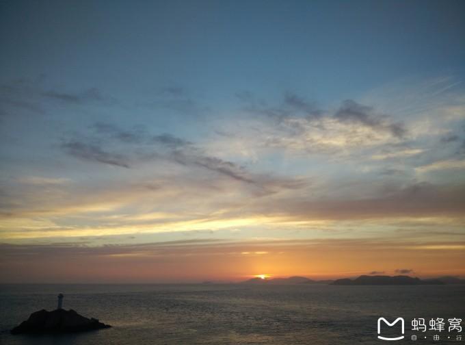 东极岛之东福山岛