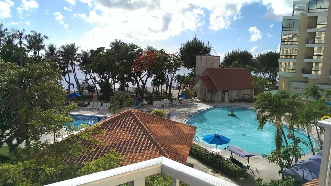 塞班岛格兰德瑞奥度假村(原哈发代海滨酒店)
