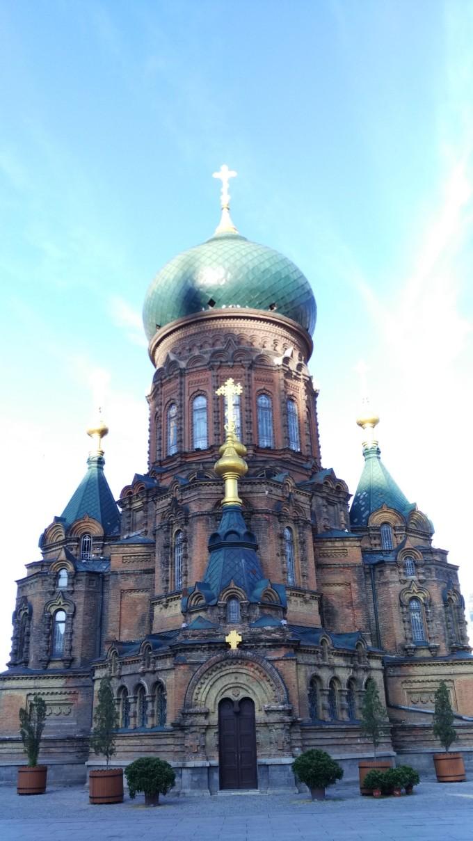 12 第12天:  哈尔滨  继续游览哈尔滨太阳岛公园,人造景观,到此一游.