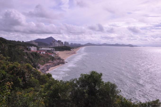 广东阳江海陵岛