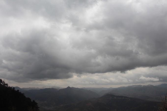 北岳恒宗(山西北岳恒山)图片