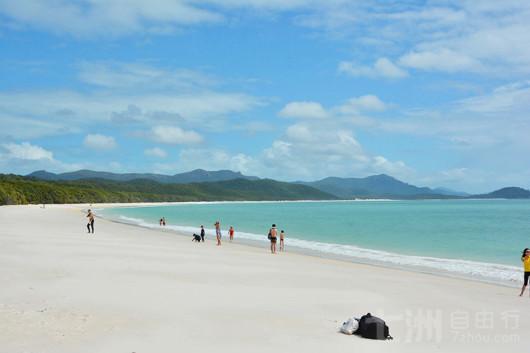【昆士兰最美沙滩】圣灵群岛